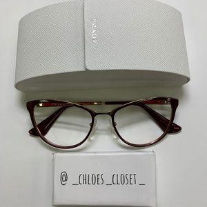 🕶️Prada VPR55T Women's Eyeglasses/1017/VA535🕶️